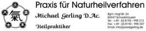 Praxis für Naturheilverfahren Logo